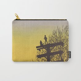 Gone Away Carry-All Pouch