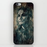 crowley iPhone & iPod Skins featuring Crowley by Sirenphotos