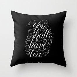 It is Written Throw Pillow