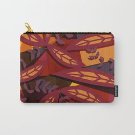 Vintage Autumn Carry-All Pouch