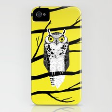 Great Owl Slim Case iPhone (4, 4s)