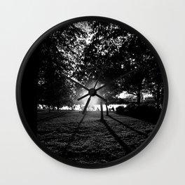 Shinning Wall Clock