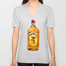 Fireball Unisex V-Neck