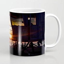 No Eclipse In Sight - Surf City September 27, 2015 Coffee Mug
