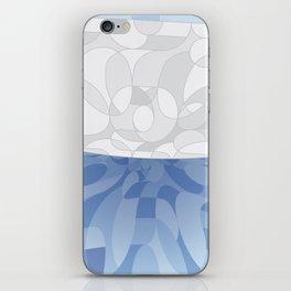 Air Pocket iPhone Skin