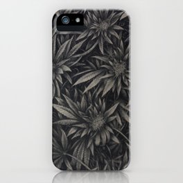 Cannabis Cannopy iPhone Case