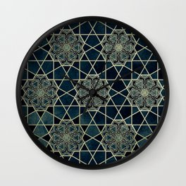 The Heart of the Alhambra Wall Clock