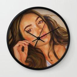 Inka Wall Clock