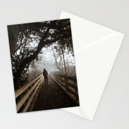 Bridge Crossing Stationery Cards