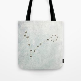 Pisces x Astrology x Zodiac Tote Bag
