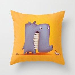 Little lover Throw Pillow