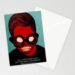 Graphic Haiku #1 Stationery Cards