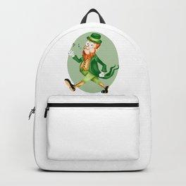 Whistlin' Leprechaun Backpack