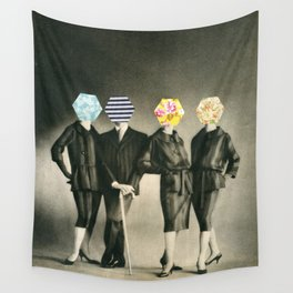 Modern Fashion Wall Tapestry