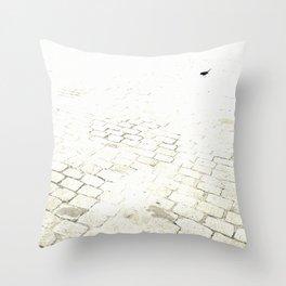 Birdstreet Throw Pillow