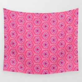 Marine coral Wall Tapestry