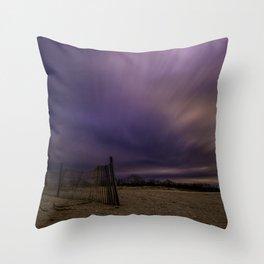 Storm drama Throw Pillow