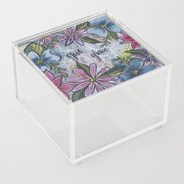 Give Grace Acrylic Box