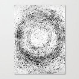 Worm Hole I Canvas Print
