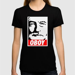 Jeremy Corbyn OBOY T-shirt