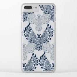 Thunderbirds Clear iPhone Case