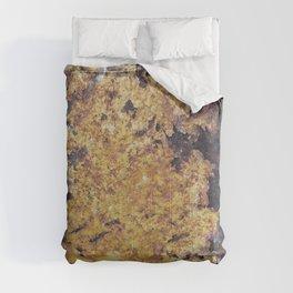 Rusty Metal Abstract Texture Comforters