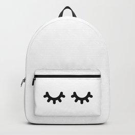 Sleepy Eyes Backpack