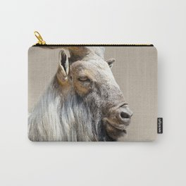 Proud Markhor Carry-All Pouch
