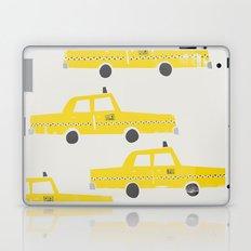 New York Taxicab Laptop & iPad Skin
