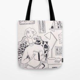 Favorite Place Tote Bag