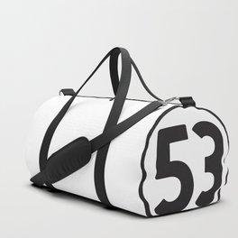53 = Winning Duffle Bag