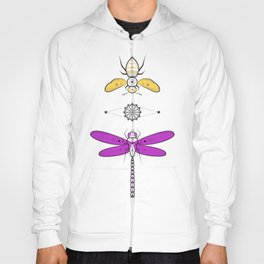 Two Insects Hoody