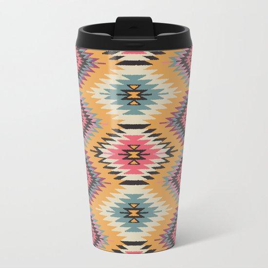 Navajo Dreams Metal Travel Mug