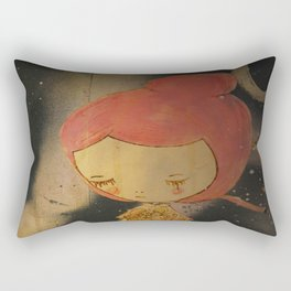 Beautiful small things I found in Barcelona streets Rectangular Pillow