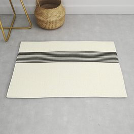 Band in Cream Rug