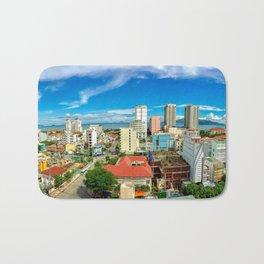 Nha Trang City Bath Mat