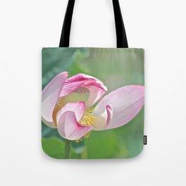Aeolian Lotus Tote Bag