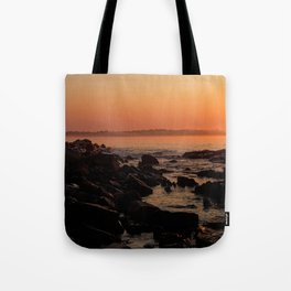 Over Cast Tote Bag