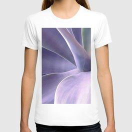 Lavender Succulent T-shirt