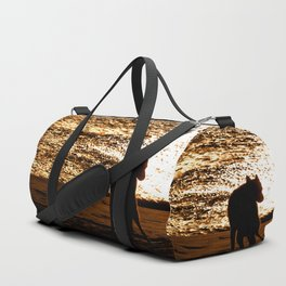 Guardian Of The Coast Duffle Bag
