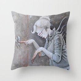 chroma Throw Pillow