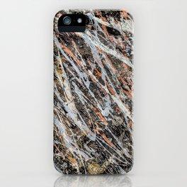 Copper ore iPhone Case