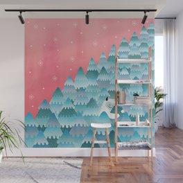 Tree Hugger Wall Mural