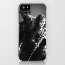 The Last of Us - Joel & Ellie iPhone Case