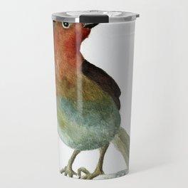 Robin Bird Travel Mug