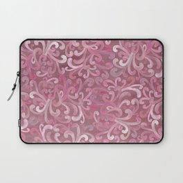 Pink on Pink - Paisley Laptop Sleeve