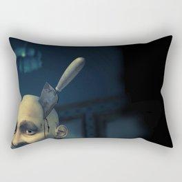 Irritable Trowel Syndrome Rectangular Pillow