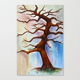 Bonsai? Canvas Print