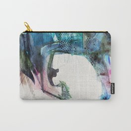 Turquoise Horse Carry-All Pouch