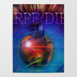 Carpe Diem 20 Poster